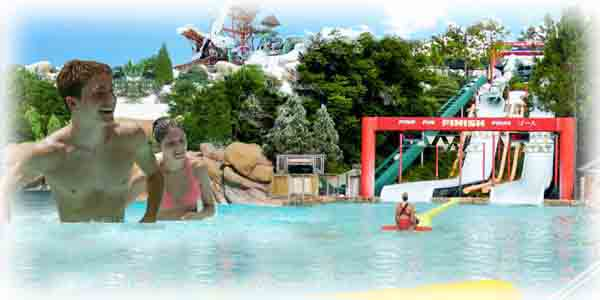 Blizzard Beach Waterpark