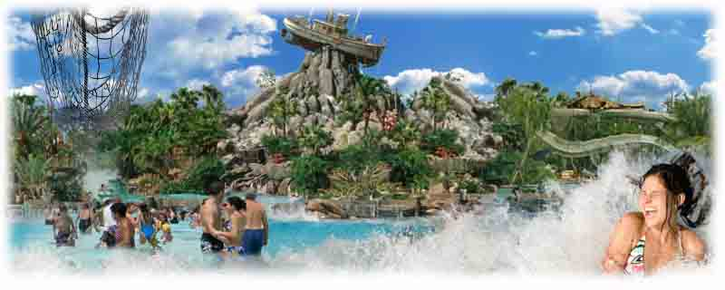 Typhoon Lagoon Waterpark